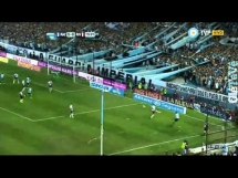 Racing Club 1:0 River Plate