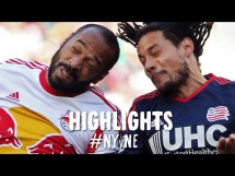 New York Red Bulls - New England Revolution