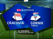 Cracovia Kraków - Górnik Zabrze 1:2
