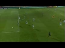Legia przegrała z Lokeren - gol Hans'a Vanaken'a