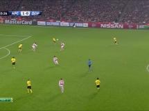 Arsenal Londyn - Borussia Dortmund 2:0