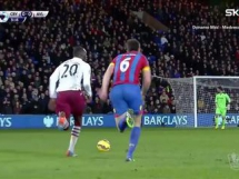 Crystal Palace 0:1 Aston Villa