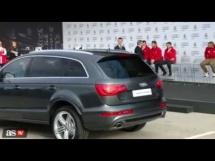 Cristiano Ronaldo wyśmiał Fabio Coentrao