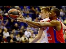 CSKA Moskwa - Cedevita Zagreb
