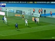 Zawisza Bydgoszcz - Śląsk Wrocław 0:1