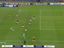 AS Roma - Manchester City 0:2