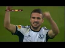 Legia Warszawa - Trabzonspor 2:0