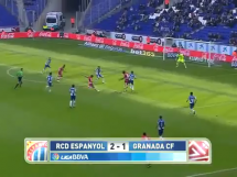 Espanyol Barcelona - Granada CF 2:1