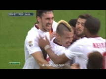 Genoa 0:1 AS Roma