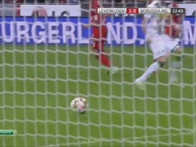 Bayer Leverkusen - Borussia Monchengladbach 1:1