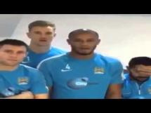 Reakcja piłkarzy Man City na wylosowanie Barcelony w 1/8 LM