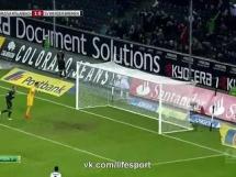 Borussia Monchengladbach - Werder Brema 4:1