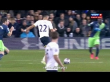 Tottenham Hotspur - Newcastle United 4:0