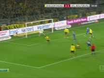 Borussia Dortmund - VfL Wolfsburg 2:2