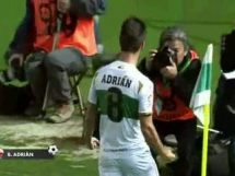 Elche - Real Valladolid 1:0