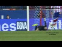 Atletico Madryt - Hospitalet 2:2