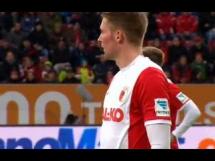 Augsburg - Borussia Monchengladbach 2:1