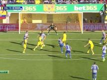 Villarreal CF 3:0 Deportivo La Coruna