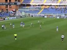 Sampdoria - Udinese Calcio 2:2