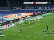Hertha Berlin - Hoffenheim 0:5