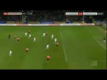 Freiburg - Hannover 96 2:2