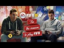 Messi i Hazard w świątecznej reklamie Fifa 15