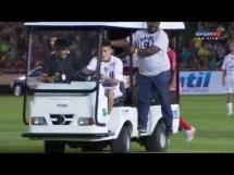 Neymar kierowcą Melexa lekarzy