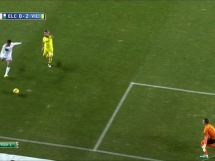 Elche 2:2 Villarreal CF