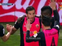 Malaga CF 1:2 Almeria