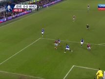 Everton 1:1 West Ham United
