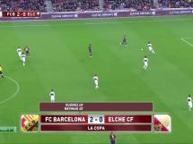 FC Barcelona 5:0 Elche