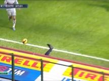 Roberto Mancini znokautowany
