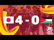 Japonia 4:0 Palestyna