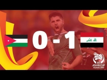 Jordania - Irak