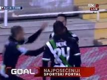 Rayo Vallecano 0:1 Cordoba