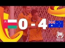 Oman 0:4 Australia
