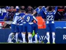 Espanyol Barcelona 2:0 Valencia CF