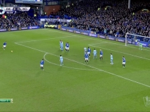 Everton 1:1 Manchester City