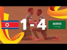 Korea Północna 1:4 Arabia Saudyjska
