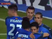 Getafe CF 1:0 Almeria