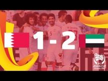 Bahrajn - Zjednoczone Emiraty Arabskie