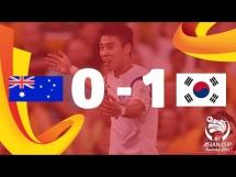 Australia - Korea Południowa