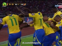 Burkina Faso - Gabon