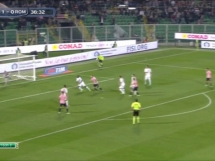 US Palermo - AS Roma 1:1