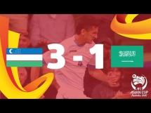 Uzbekistan 3:1 Arabia Saudyjska