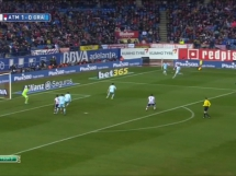 Atletico Madryt 2:0 Granada CF