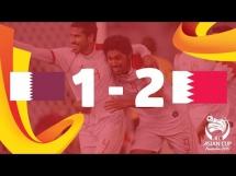 Katar 1:2 Bahrajn