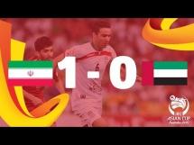 Iran 1:0 Zjednoczone Emiraty Arabskie