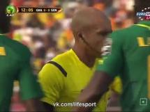 Ghana 1:2 Senegal