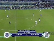 Everton 0:0 West Bromwich Albion